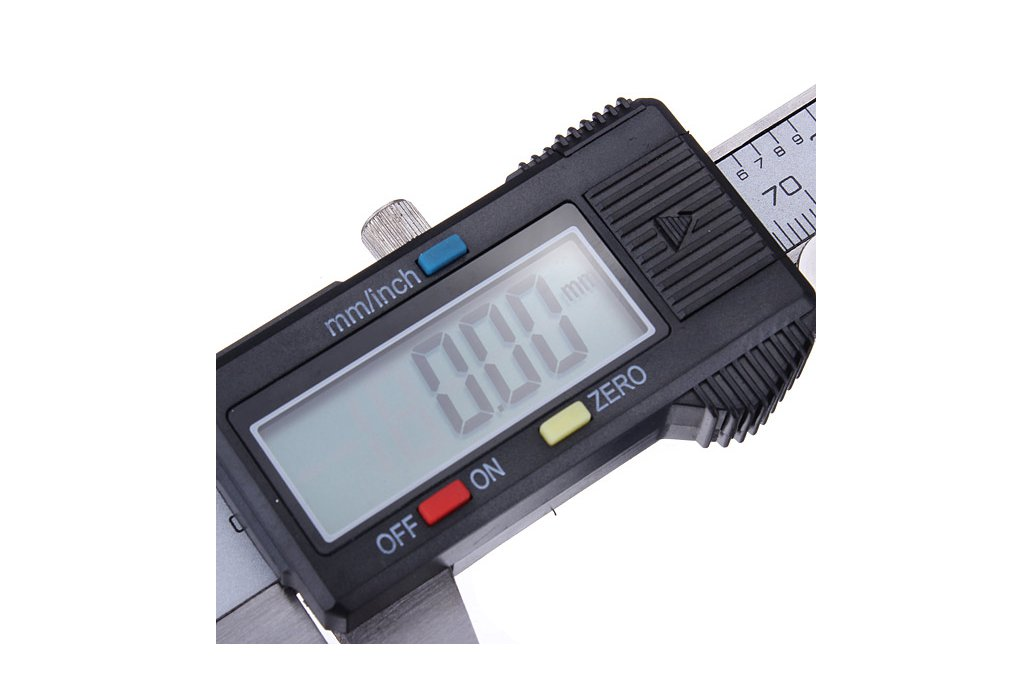 Electronic Mini Digital Calipers 4