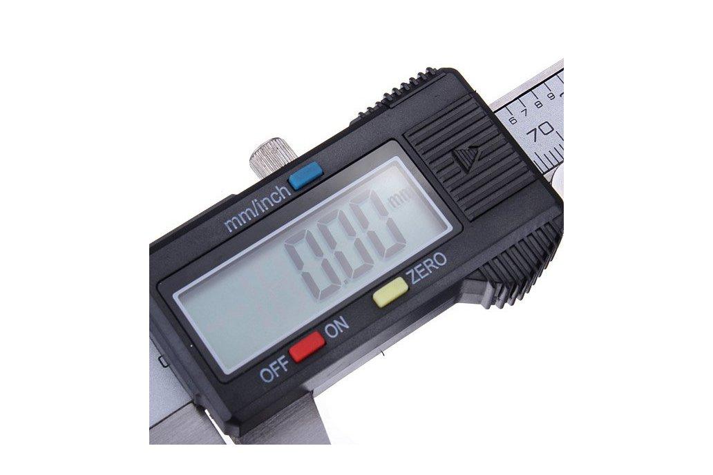 Electronic Mini Digital Calipers 4