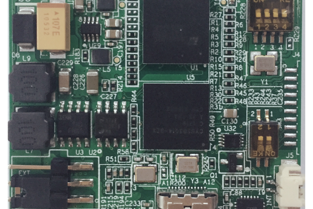 LVDS TO USB3.0(TYPE-C) Video Interface board