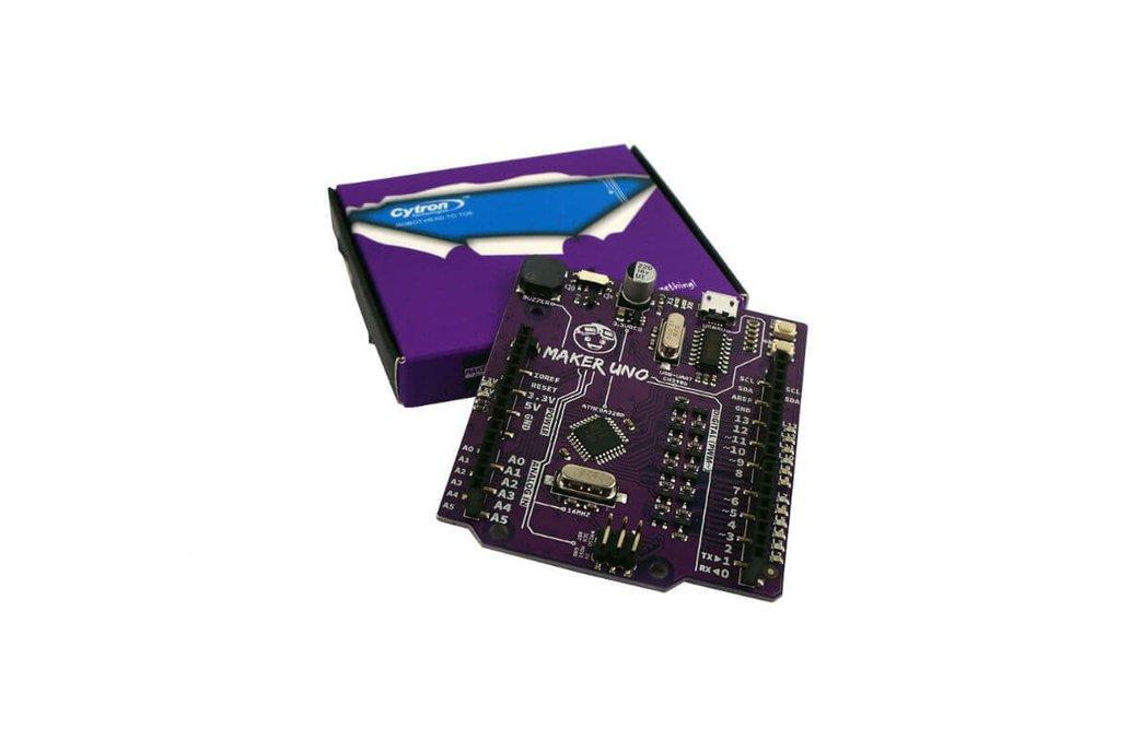 Maker UNO - Arduino UNO Compatible 1
