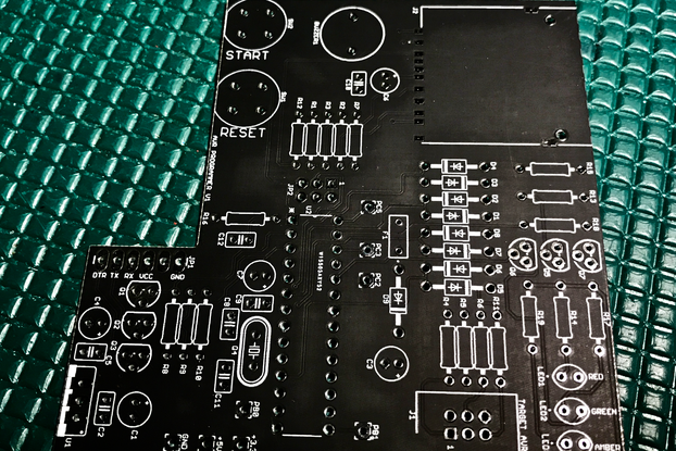 AVR Programmer BARE Board