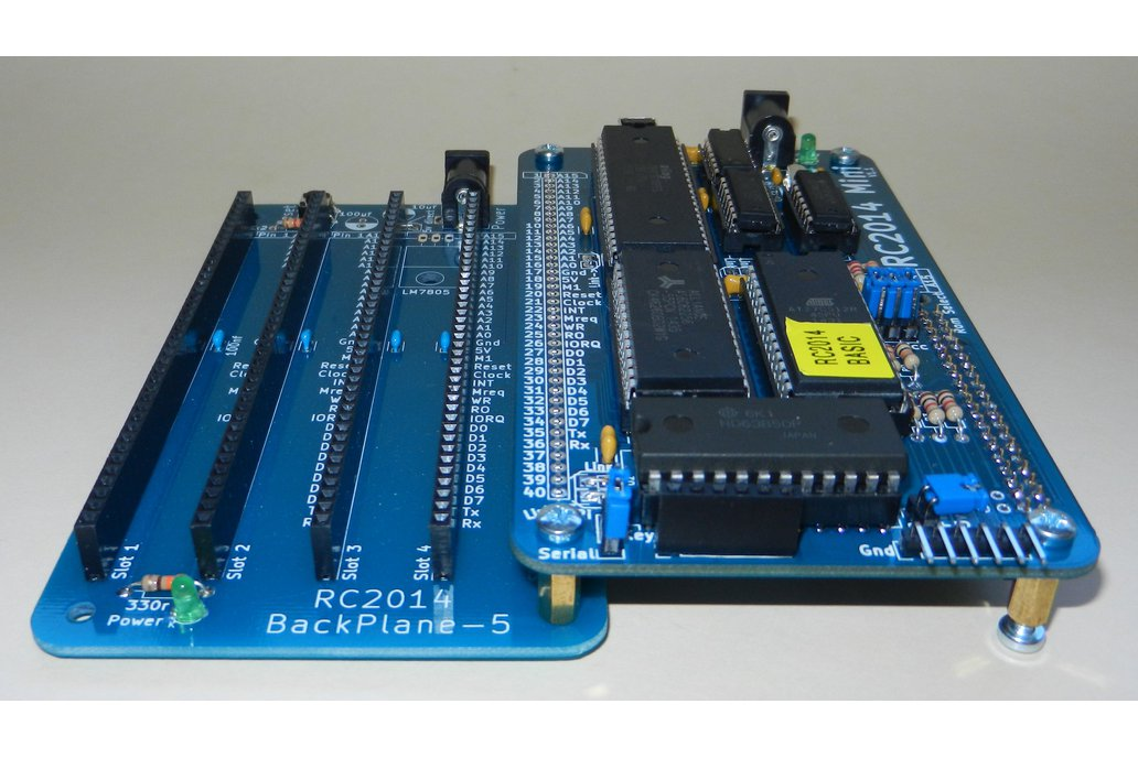 RC2014 Mini - Single Board Z80 Computer Kit 8