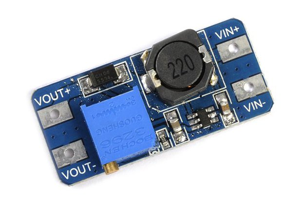 MT3608 DC-DC Step Up Power Module(3448)