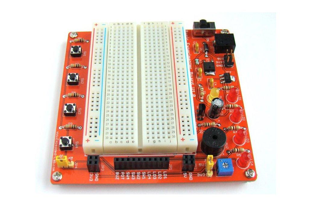 General purpose experimenter board for beginners 3