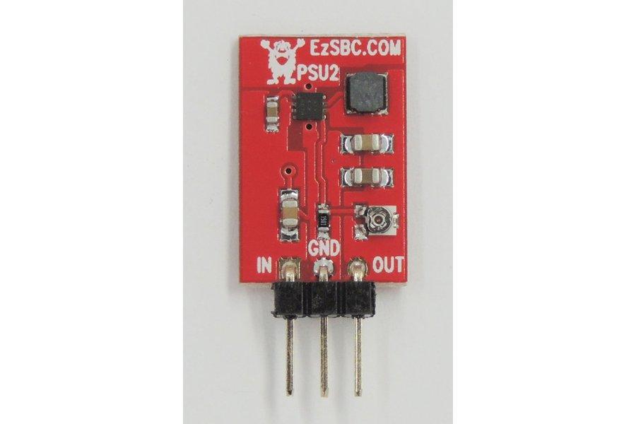1A Adjustable 3-Pin Switch-Mode Voltage Regulator
