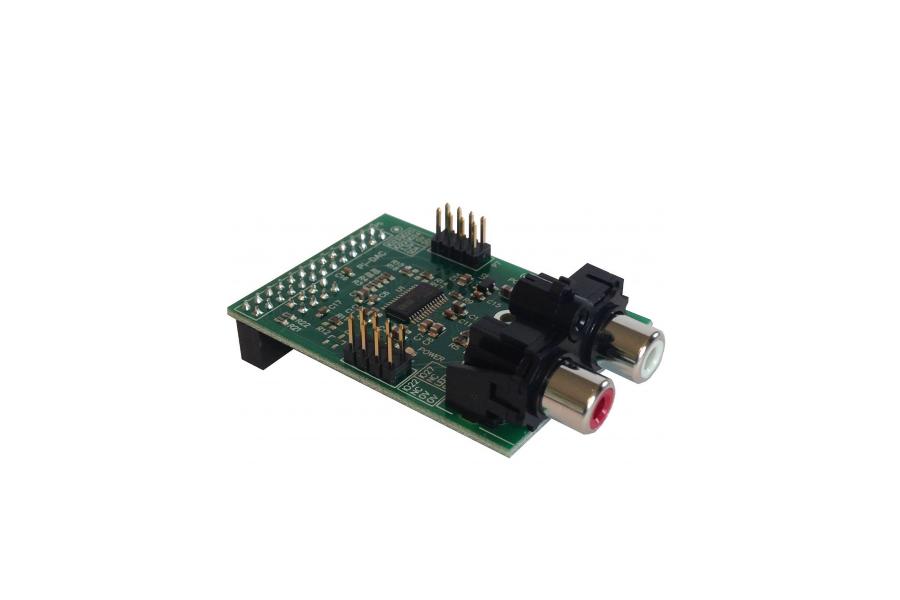 IQaudIO.com Pi-DAC audio card