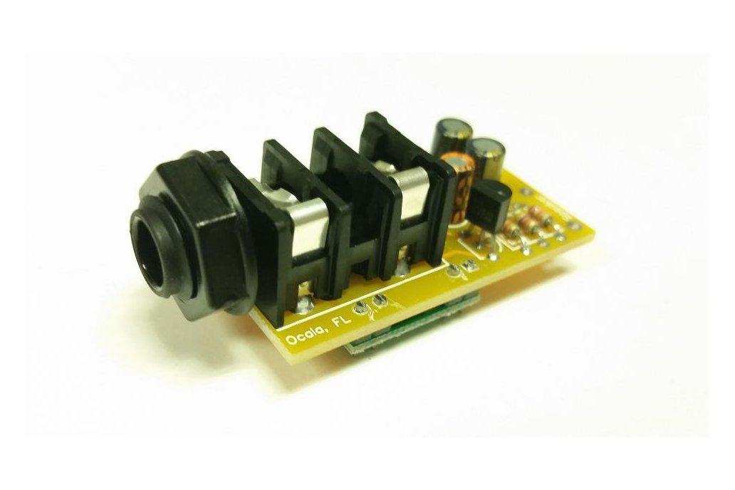 3-Watt Micro Guitar Amp Kit 1