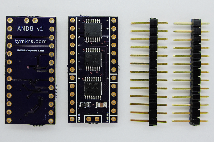 Tymkrs AND8 Module
