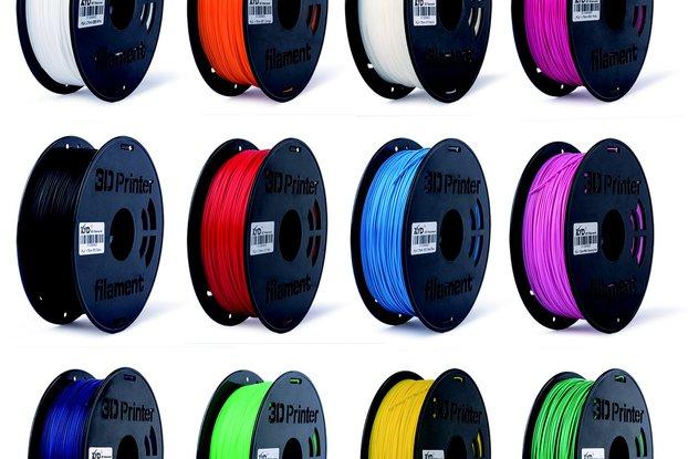 3D Printer Filament 1.75/3mm PLA 1KG