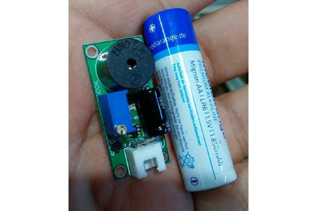 LBA v1.00 Low Battery Alarm module 2