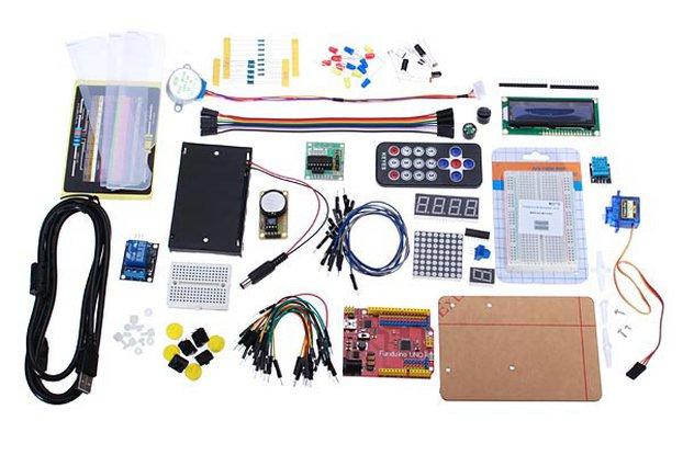2014 New Arduino Compatible Starter Kit