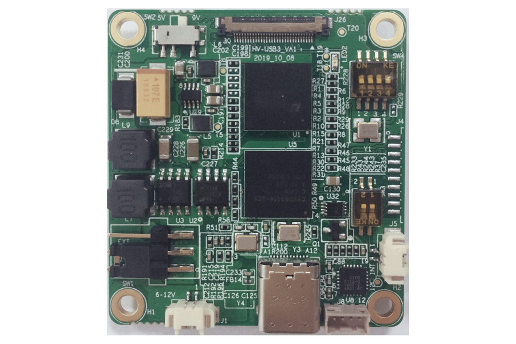 LVDS TO USB3.0(TYPE-C) Video Interface board 1
