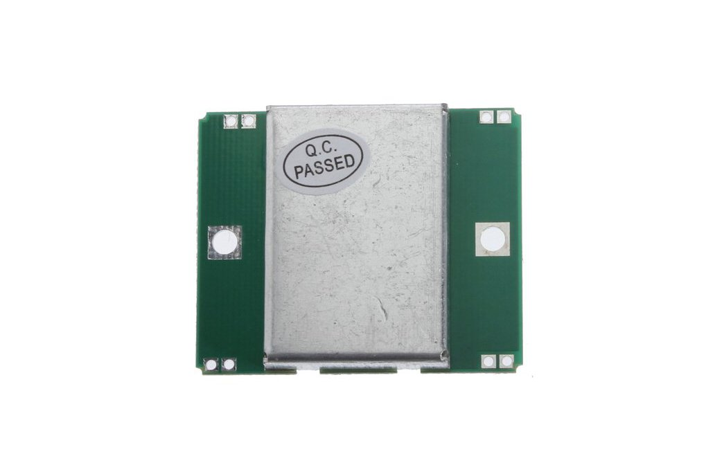 Microwave Doppler Wireless Radar Sensor