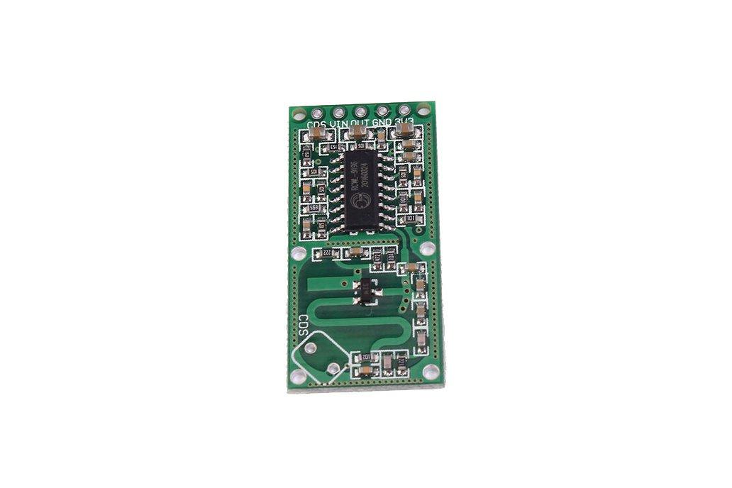 5PCS RCWL-0516 Microwave Radar Sensor Switch(13214 3
