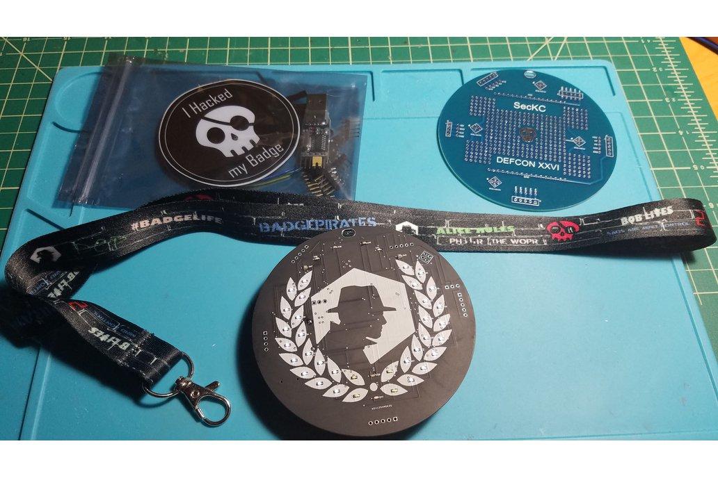 SecKC DC26 Badge 1