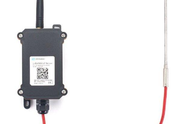 LTC2 -- Industrial LoRaWAN Temperature Transmitter