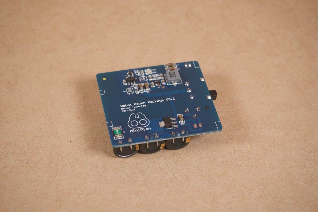 MiniPlan V6 Servo Control Board 3
