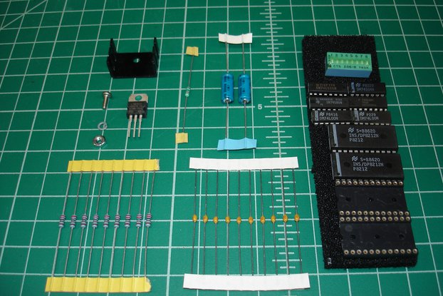 Solid State Music IO-2 Basic Parts Kit