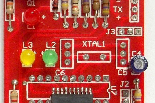 ATTINY Fuse Repair Programmer/Fuse Doctor V3.2