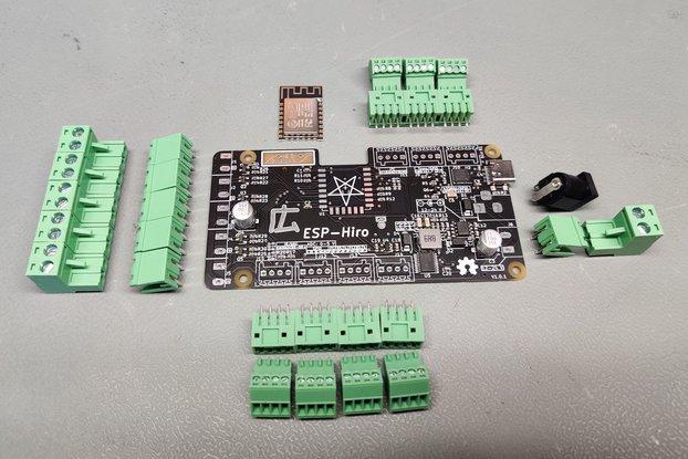 ESP-Hiro - Tasmota compatible Smart Home Board Kit
