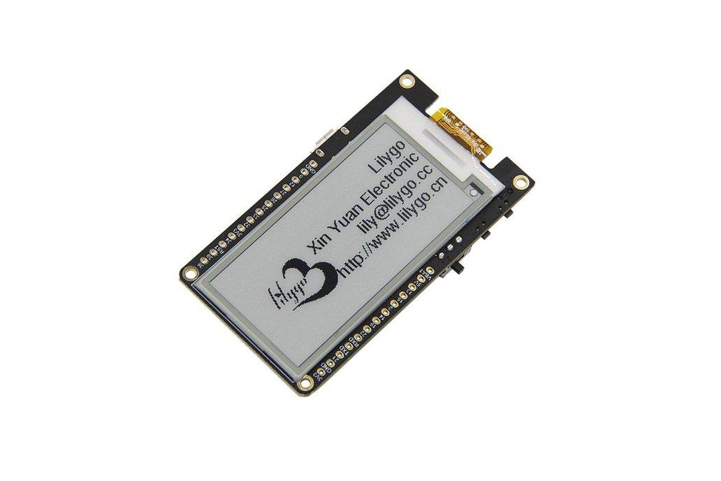 LILYGO® TTGO T5-2.13 Inch E-Paper New Driver Chip 1