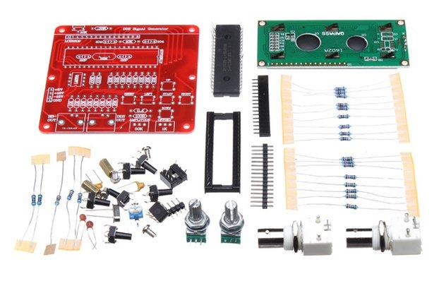 DDS Function Signal Generator Module DIY Kit Sine