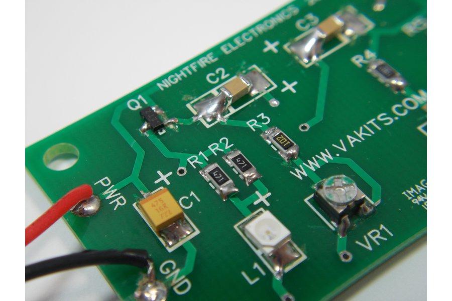 SMT LED Blinky Kit (#3116)