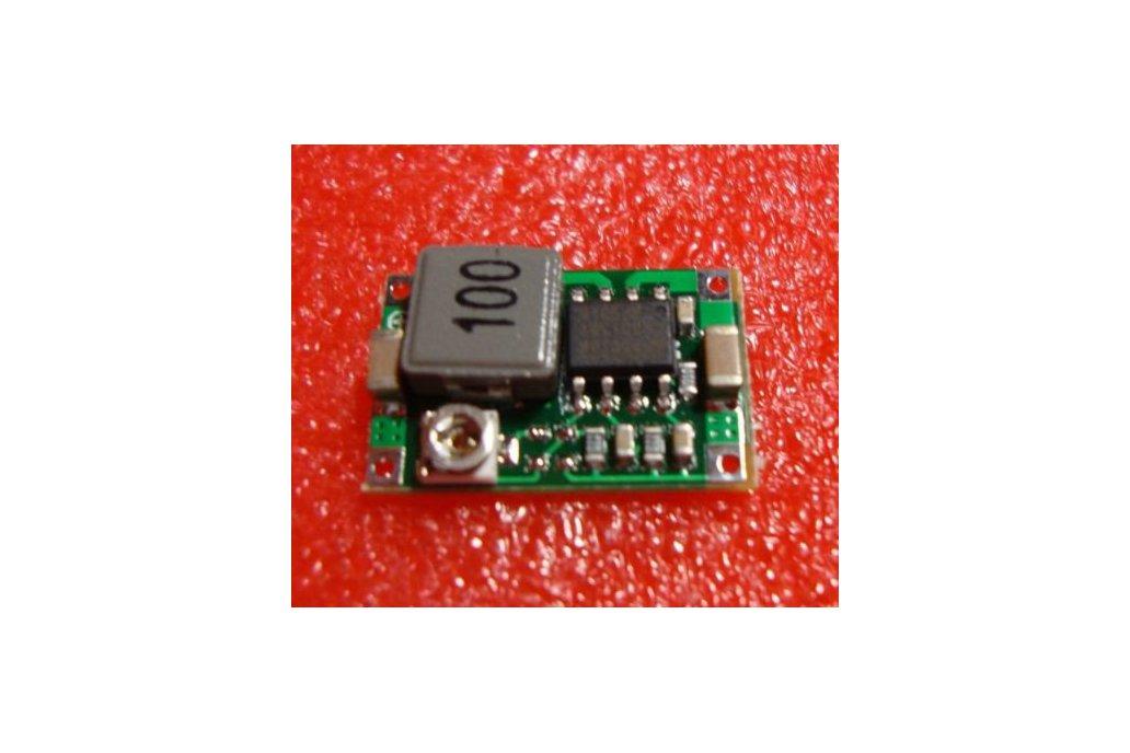 Mini Adjustable Voltage Regulator (SMALL) 1