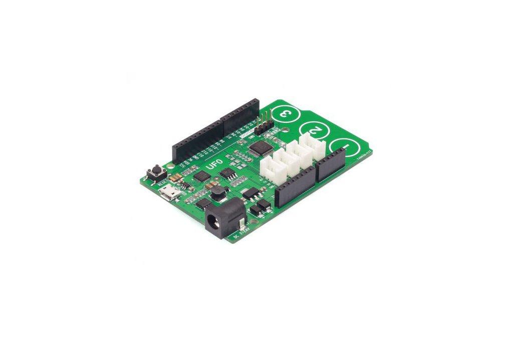 UF0 - STM32 Cortex-M0, Arduino,Grove  1