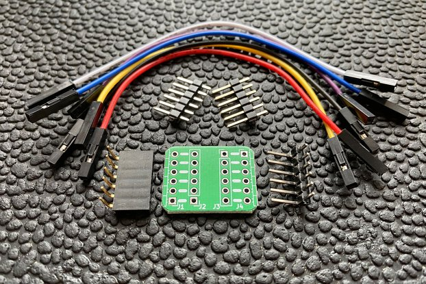 6-Pin Serial Connection Adaptor Kit