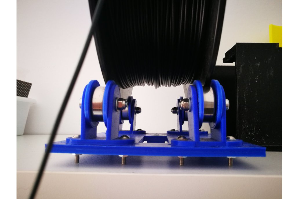 3D Printer Filament Dispenser 1