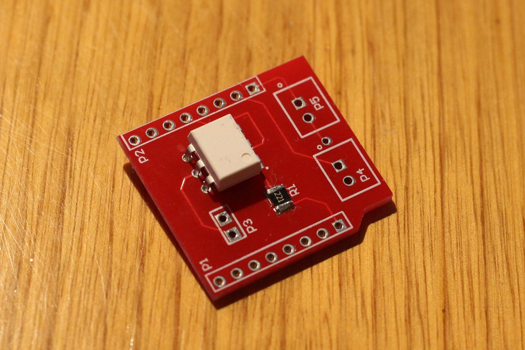 Camera shutter shield for Wemos D1 Mini ESP8266 3