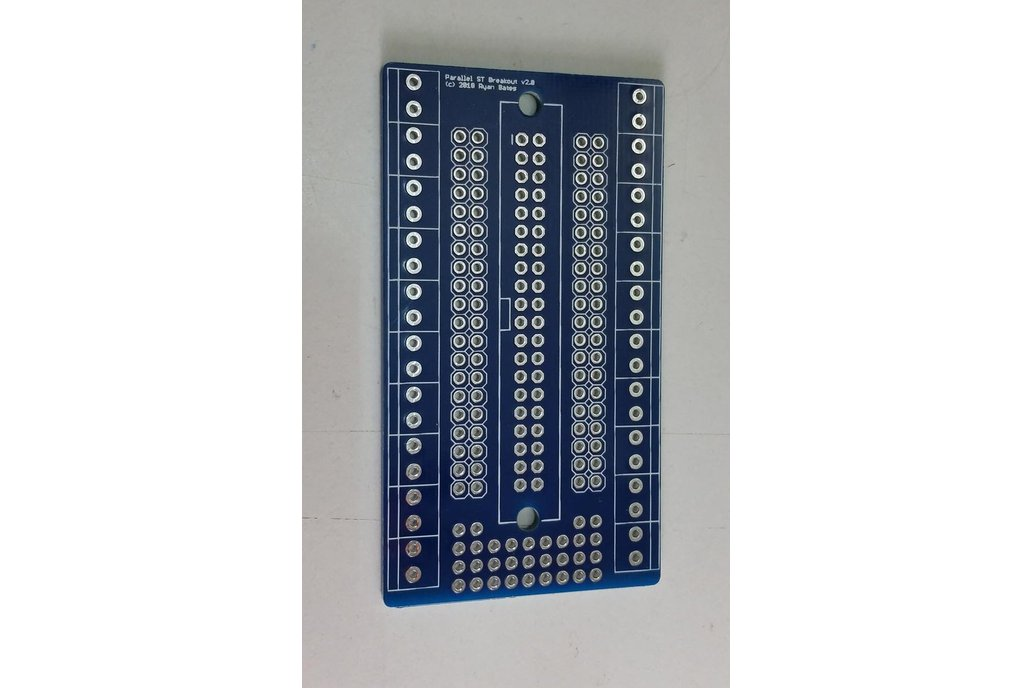 Screw Terminal Breakout PCB for Parallel Headers 1