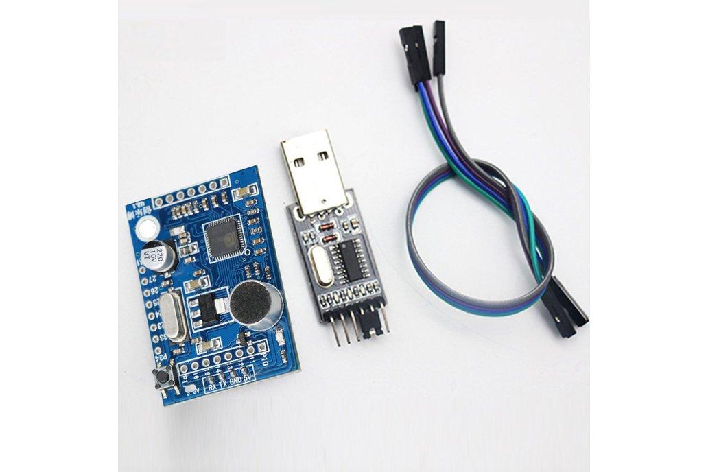 Speech recognition module LD3320 1