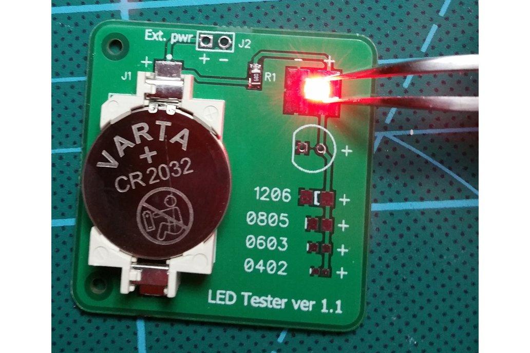 LED tester 1