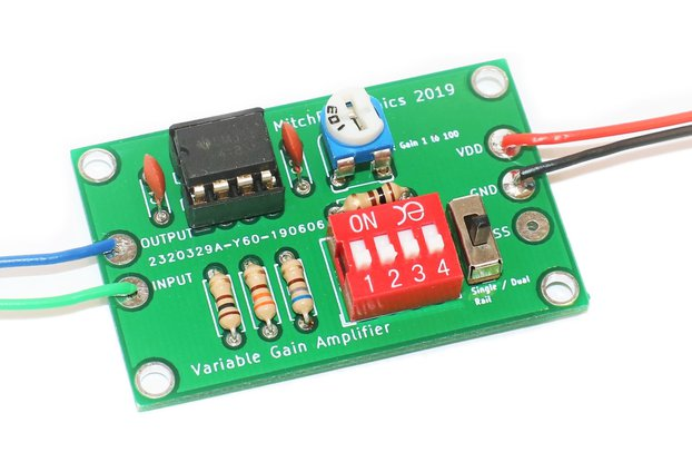 Variable Gain Amplifier