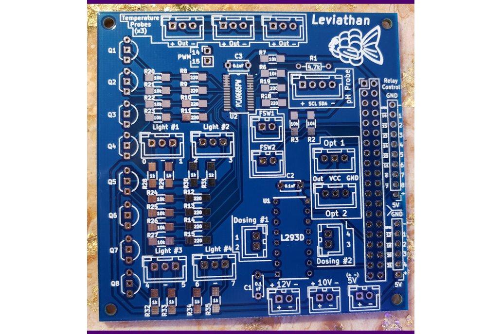 Kraken- Aquarium Automation Reef-Pi Board 1