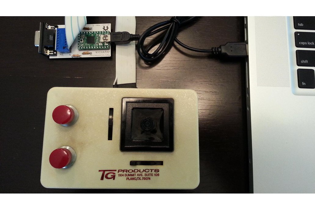 RetroConnector Joystick Shield 3