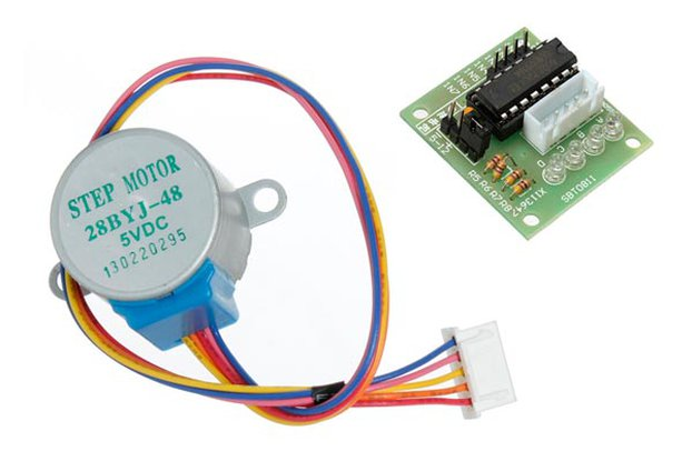 DC 5V Stepper Motor Driver Board