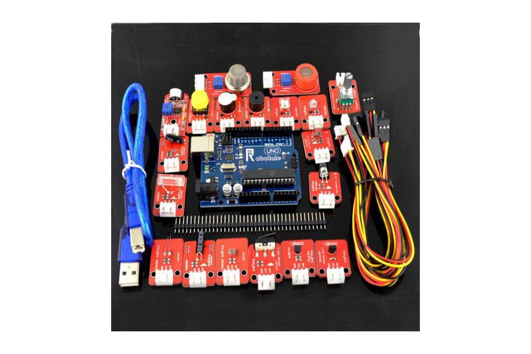 Electronic Blocks Sensor Kit With UNO Board 1