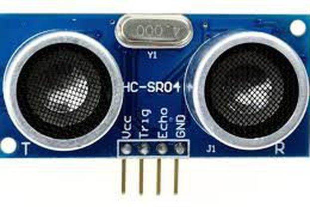 HC-SR04 Ultrasonic Sensor (Pack of 8)