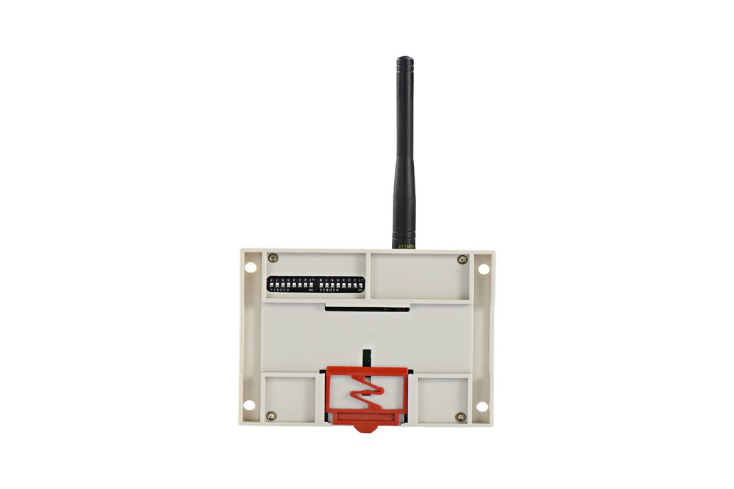 4DI 4DO wireless Modbus RTU 433MHz ON-OFF Control  2