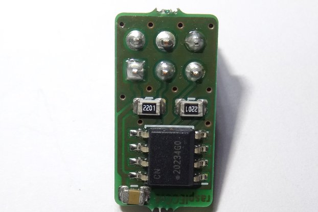 ATECC608 Security Breakout Board for RPi