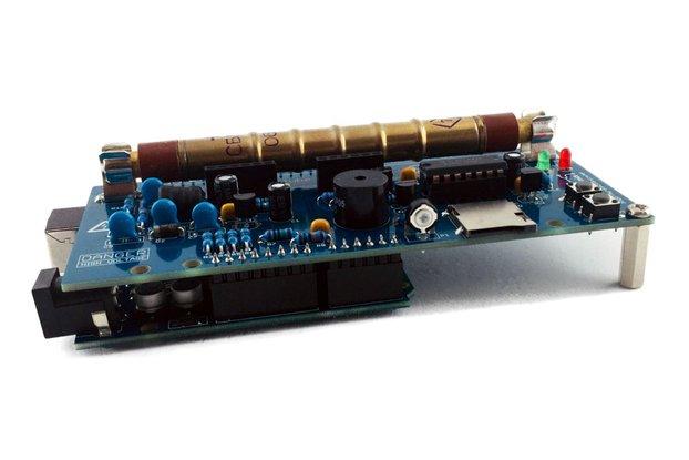 Geiger Counter Shield for Arduino