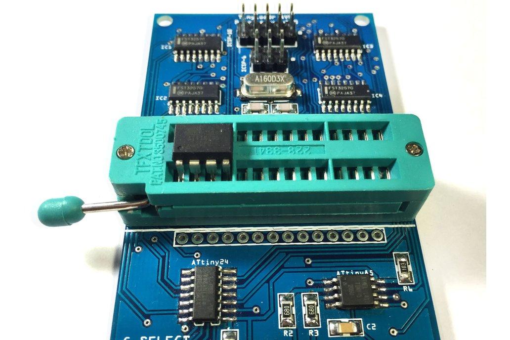 TinyLoadr AVR Programmer 5