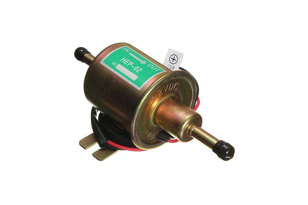 12V Electric Fuel Pump Diesel Petrol 1