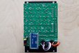 2019-10-25T21:02:51.957Z-Rear of board with MIDI ribbon cables pushed onto pin headers.jpg