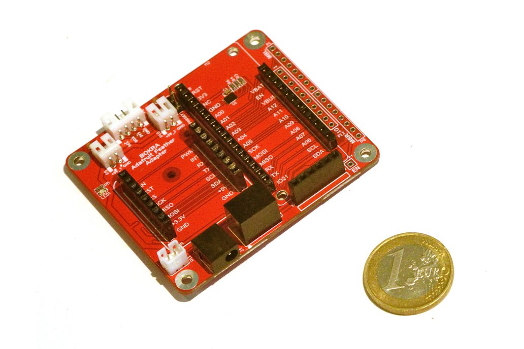 Adapter for Adafruit Feather, v.1.21 1