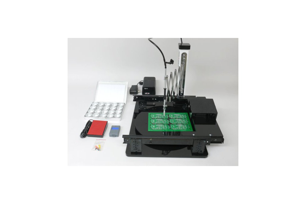 ezPick Manual Pick and Place Machine 1