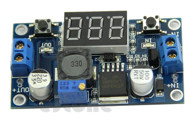 DC DC Step down buck convertor module